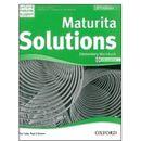 Maturita Solutions 2nd Edition Elementary Workbook With Audio Cd Czech Edition, Falla Tim, Davies Paul A.