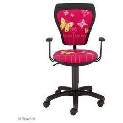 Krzesło dziecięce cartoons line black gtp ts22 marki Nowy styl