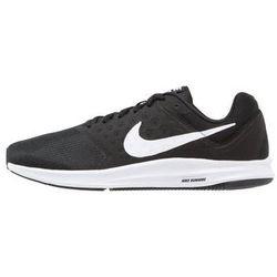 Nike Performance DOWNSHIFTER 7 Obuwie do biegania treningowe black/white/anthracite z kategorii obuwie do bieg