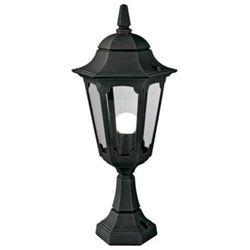Zewnętrzna lampa stojąca parish & parish mini pr4  ogrodowa oprawa słupek ip44 outdoor czarny, marki Elstead