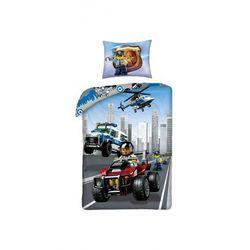 Pościel chłopięca city 1y37nh marki Lego