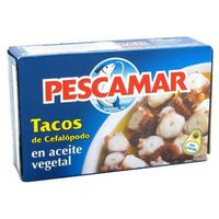 111g wyśmienite owoce morza a'la ośmiornice | darmowa dostawa od 150 zł!, marki Pescamar
