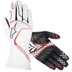 Rękawice  tech 1 race - czarno / biały \ s od producenta Alpinestars