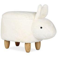 Signal Pufa zwierzak - - królik krzyś biały - złap rabat: kod30