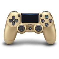 Kontroler bezprzewodowy dualshock®4 v2 złoty marki Sony