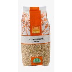 Ryż naturalny okrągłoziarnisty BIO 500g- BIOHARMONIE - sprawdź w wybranym sklepie