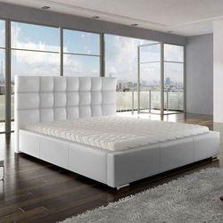 Kompletne łóżko tapicerowane ANETTE