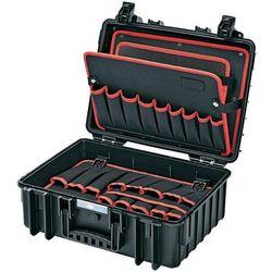 Walizka narzędziowa bez wyposażenia, uniwersalna Knipex 00 21 35 LE (SxWxG) 470 x 190 x 370 mm (4003773077596)