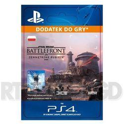 Star Wars Battlefront - Zewnętrzne Rubieże DLC [kod aktywacyjny] - sprawdź w wybranym sklepie