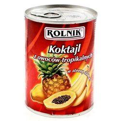 Koktajl z owoców tropikalnych 580 ml Rolnik, kup u jednego z partnerów