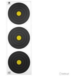 Tarcza papierowa 3x20 cm czarna - produkt z kategorii- Łuki i akcesoria