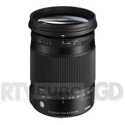 Sigma C 18-300 mm f/3.5-6.3 DC MACRO OS HSM Nikon - produkt w magazynie - szybka wysyłka! - sprawdź w wybran