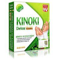 Plastry oczyszczające KINOKI Detox Gold 10szt/opak (plaster odchudzający)