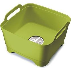 Miska z odpływem wash&drain zielona marki Joseph joseph