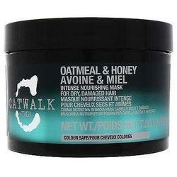 Catwalk Oatmeal & Honey Intense Nourishing Mask maska silnie odżywiająca włosy 200g