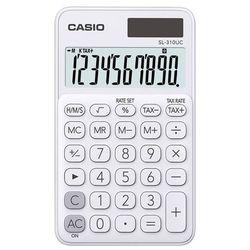 Casio Kalkulator sl-310uc-we biały