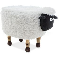 Pufa zwierzak - - owieczka oliwia - biały marki Signal