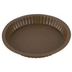 Silikonowa forma do tarty Delice brązowa (śr. 27 cm) - produkt z kategorii- Formy do pieczenia