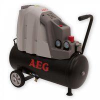 Kompresor olejowy AEG L24-2 24 litry + DARMOWY TRANSPORT! (8020119101148)