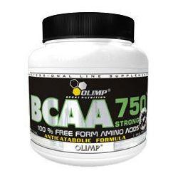 Olimp BCAA Strong 750 mg - 240 tabl - produkt z kategorii- Odżywki zwiększające masę