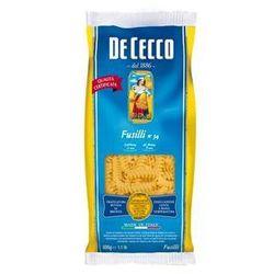 De Cecco Makaron Fusilli 1kg (8001250160348)