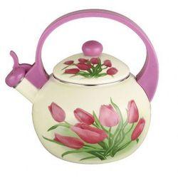 Edenberg Czajnik emaliowany tulip 2.2l [eb-1760] (6920700717609)
