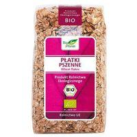 Bio planet : płatki pszenne bio - 300 g