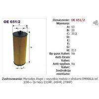 Filtr oleju OE 651/2, kup u jednego z partnerów