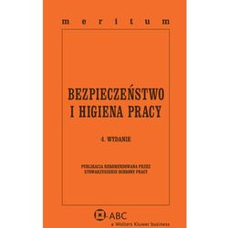 Bezpieczeństwo i higiena pracy wydanie 4, pozycja wydawnicza