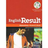 English Result Elementary Podręcznik, praca zbiorowa
