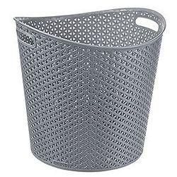 Koszyk My Style okrągły srebrny - sprawdź w wybranym sklepie
