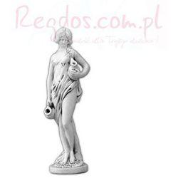 Figura ogrodowa betonowa kobieta z dzbankami 71cm