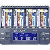 Ładowarka do baterii blokowych 9V VOLTCRAFT P9-4 1527210, 9 V