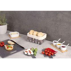 Koszyk na chleb, pieczywo, owoce - 22x15x11cm, marki Zeller