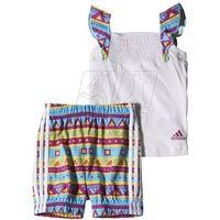 Komplet adidas Girls Beach Set Kids S17165