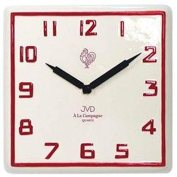 Zegar ścienny TS2618.3 white by JVD, kolor Zegar