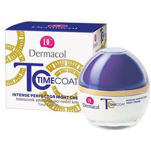 Dermacol Time Coat intensywny krem pod oczy (Without Parabens and Silicones) 50 ml