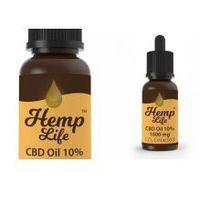 Hemp Life CBD Oil 10% 10 ml