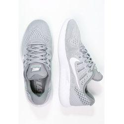 Nike Performance LUNARGLIDE 8 Obuwie do biegania Stabilność wolf grey/white/cool grey - sprawdź w Zalando.p