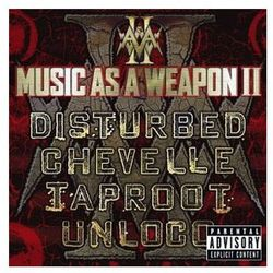 Music As A Weapon II (CD + DVD) - Disturbed