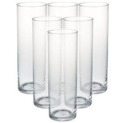 KROSNO PURE Szklanki do napojów 200 ml 6 sztuk