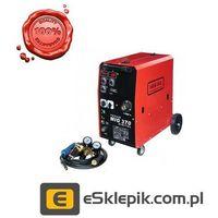 tecnomig 370 4x4 digital - półautomat mig/mag marki Ideal