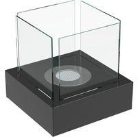 Biokominek TANGO 3 czarny