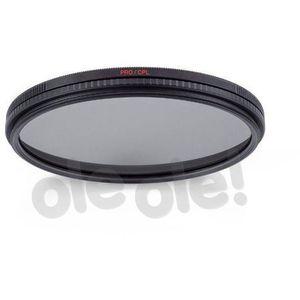 Manfrotto Filtr professional circular pol 62 mm (mfprocpl-62) darmowy odbiór w 20 miastach! (8024221636338)