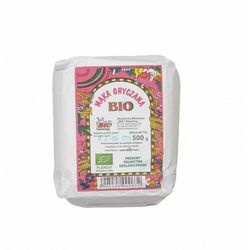 Mąka gryczana BIO 500g (mąka)