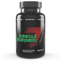 7Nutrition Jungle Burner 120kaps, kup u jednego z partnerów