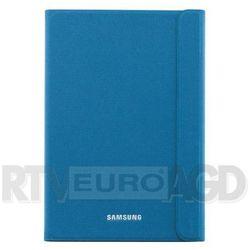 galaxy tab a 9.7 book cover ef-bt550bl (niebieski) od producenta Samsung