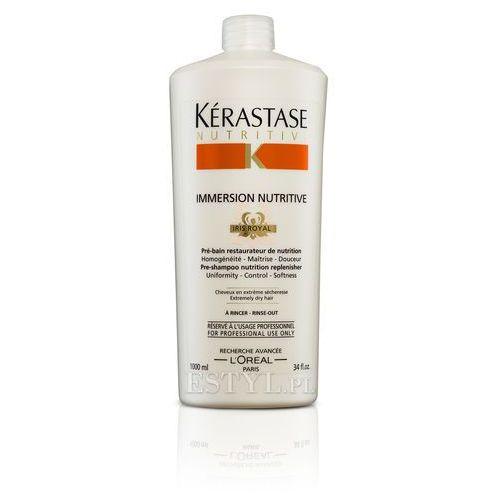 Kerastase Immersion Nutritive - kuracja odżywcza do włosów 1000ml - oferta [351e457ee7e52406]