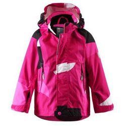 Kurtka Reima ReimaTec Composite różowo-czarna, bez ocieplenia, towar z kategorii: Pozostała moda i styl