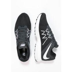 Nike Performance ZOOM WINFLO 3 Obuwie do biegania treningowe black/white od Zalando.pl